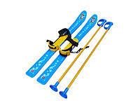 Лыжи с палками детские, ТехноК 3350