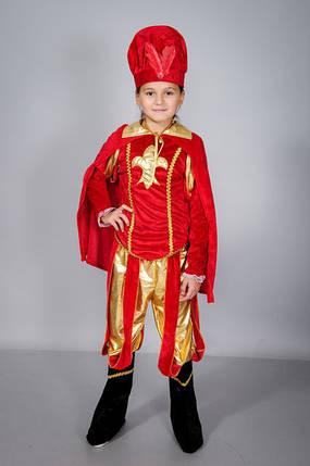 Карнавальный костюм принца, фото 2