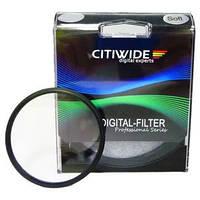 Ультрафиолетовый slim UV-MC фильтр 62мм CITIWIDE
