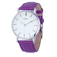 Часы женские наручные фиолетовые арт. 093