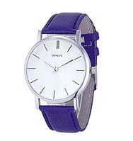 Часы женские наручные синие арт. 093