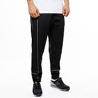 Спортивные брюки в черном цвете от JUNKYARD XX-XY Byxa - Wesley Pants размер L