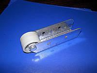 Ролик на швеллере пластик 35мм, фото 1