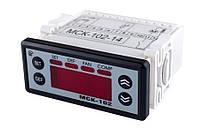 Контроллер управления температурными приборами МСК-102-14 Новатек-Электро