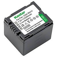 Батарея Panasonic CGA-DU14 VBD-140 VBD140 DU14
