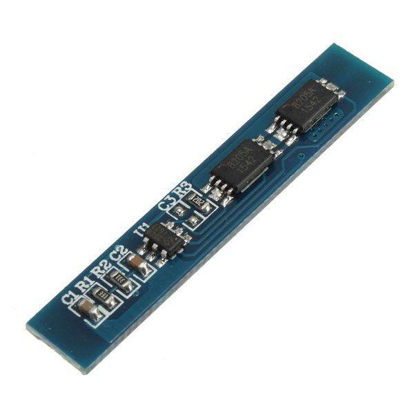 Контроллер заряда 2х Li-Ion 18650 7.4В
