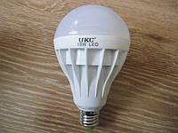 Лампочка LED LAMP E27 18W  UKC Энергосберегающая Круглая