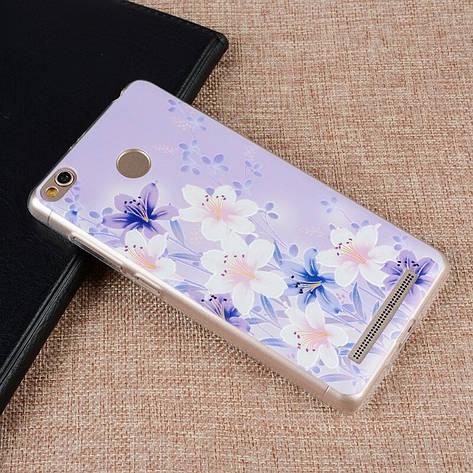 Силиконовый чехол Xiaomi Redmi 3S / Pro, фото 2
