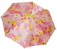 Зонт женский полуавтомат цветы 10622-55BS