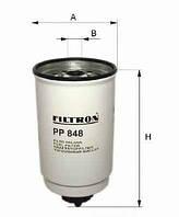Топливный фильтр Ford Transit 2.5D TD 94-09/97 1994-2000 FILTRON