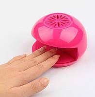 Портативная мини сушилка для ногтей, фото 1