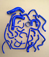 Патрубки системы охлаждения и радиатора силиконовые Subaru Forester SG5\SG9 турбо