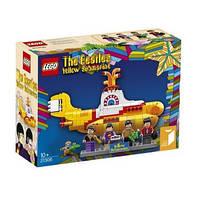 LEGO® Ideas ЖЕЛТАЯ ПОДВОДНАЯ ЛОДКА