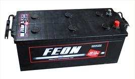Автомобильный аккумулятор FEON Calcium 6СТ-190L (190A/ч)/3485