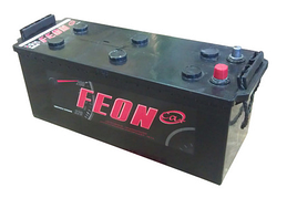 Автомобильный аккумулятор FEON Calcium 6СТ-140L (140A/ч)/3484