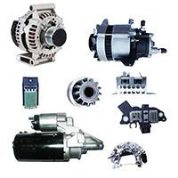 Электрооборудовние / стартер / генератор / комплектующие