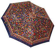 Зонт женский полуавтомат цветы 10622-55BS/1