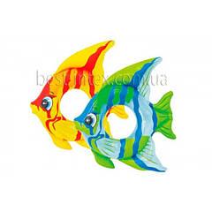Intex 59219 (94х80 см.) Круг Тропическая рыба