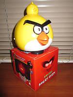 Angry Birds несущая яйца (видео)