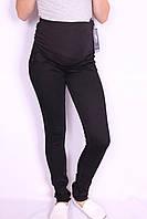 Теплые джинсы для беременных Big Lesson( Cemifa) (код 3342 чер))