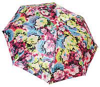 Зонт женский полуавтомат цветы 10622-55BS/2