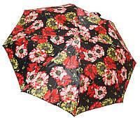 Зонт женский полуавтомат цветы 10622-55BS/3
