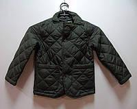 Детская демисезонная стеганая куртка Harvey & Jones