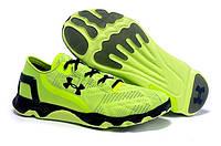 Мужские кроссовки Under Armour Running UA Speedform Apollo Green-black