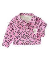 Джинсовая куртка для девочки. 12-18, 18-24 месяца