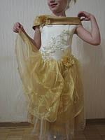 Новогодний  карнавальный костюм  Золушка для девочки на прокат, Киев, фото 1