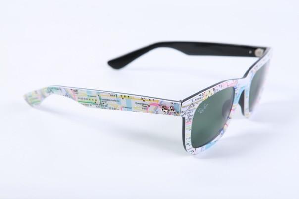 Солнцезащитные очки Ray-Ban Wayfarer