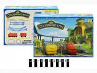 """Детская железная дорога """"Чаггингтон: Веселые паровозики""""  222-10B"""