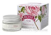 """Крем под глаза """"Rose Q10"""" с натуральным розовым маслом """"Болгарская роза - Карлово"""""""