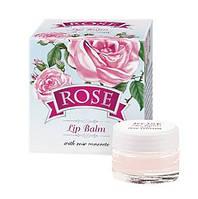 """Бальзам для губ с конкретом розы """"Rose"""""""