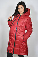 Стильное пальто для беременных