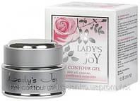 """Гель для кожи вокруг глаз """"Lady`s Joy"""" с натуральным розовым маслом """"Болгарская роза - Карлово"""""""