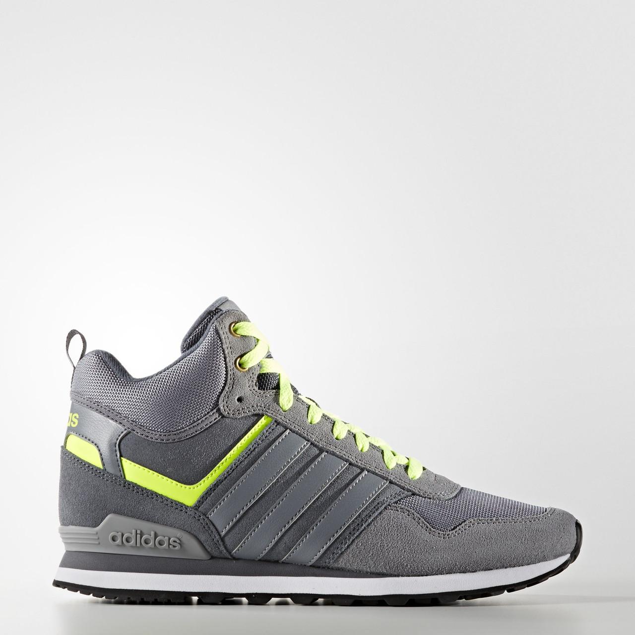 Мужские кроссовки Adidas Neo 10XT Winter MID (Артикул  AW5265) - Интернет -магазин f02b5965a76
