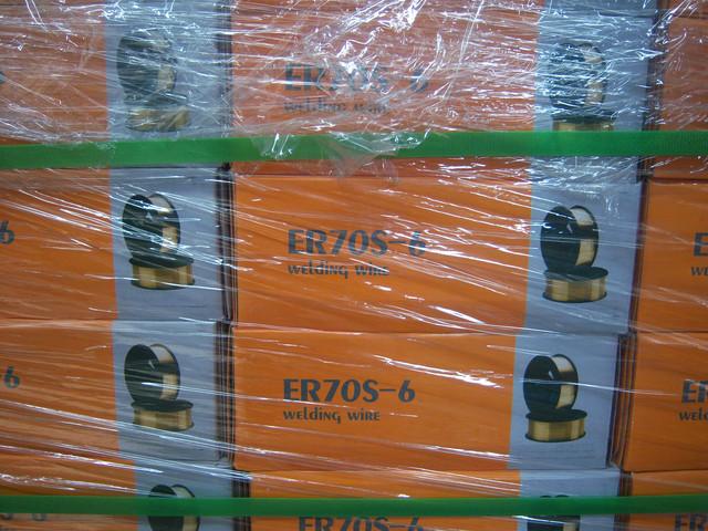 Сварочная проволока ф1,2мм ER70S-6 (бобина К-200)