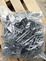 """Дюбель фасадный тарельчатый """"Обрий"""" для крепления термоизоляции 10х70/20 мм., 100 шт."""
