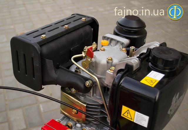 Дизельный мотоблок Кентавр МБ 2075 Д2 фото 6