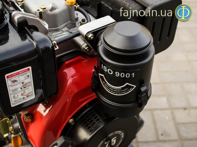 Дизельный мотоблок Кентавр МБ 2075 Д2 фото 4