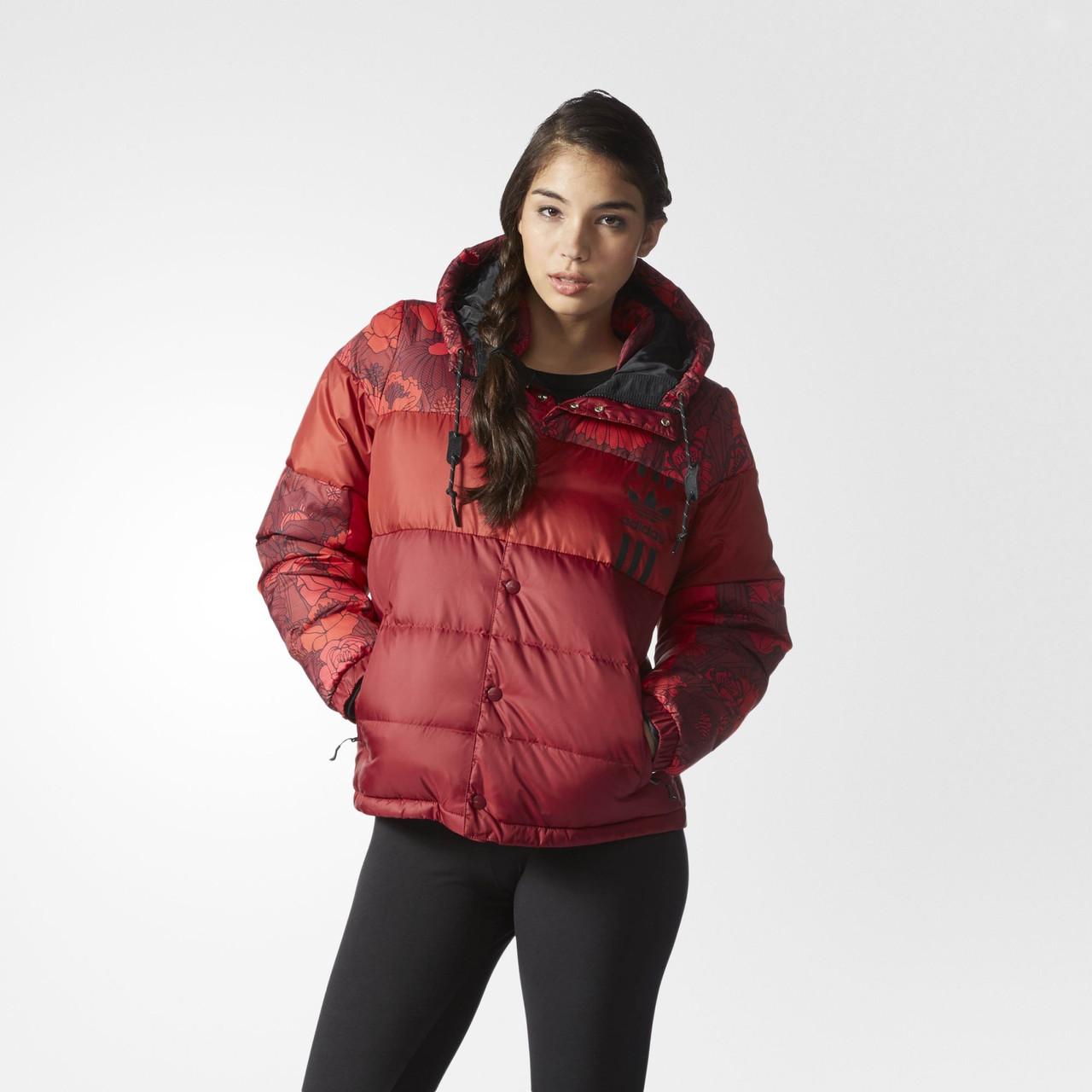 0fcdf8720f8a Женская куртка Adidas Originals ID96 (Артикул  AY9052) - Интернет-магазин  «Эксперт