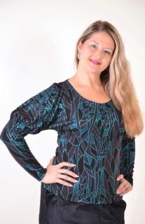 Блуза женская (БЛ 601570)