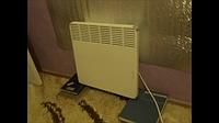 ТЕСТ - ДРАЙВ электрообогревателей в квартире: угловой неутепленной, белый кирпич, этаж 5/9, дообогрев.