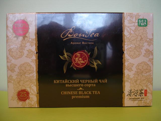 Китайский черный чай высшего сорта