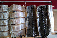 Рыба вяленая, сушеная пелингас азовский