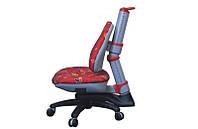 Детское кресло Royce kinder KY-318R, обивка красная однотонная