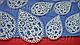 """Силіконовий килимок """"Ажурні пелюстки"""", фото 5"""