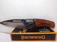 Нож складной полуавтоматический Browning (Браунинг) F78., фото 1