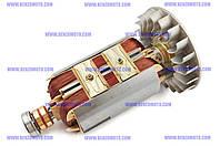Перемотка якоря (ротора) дизельного генератора 9л.с. 186F мотоблока